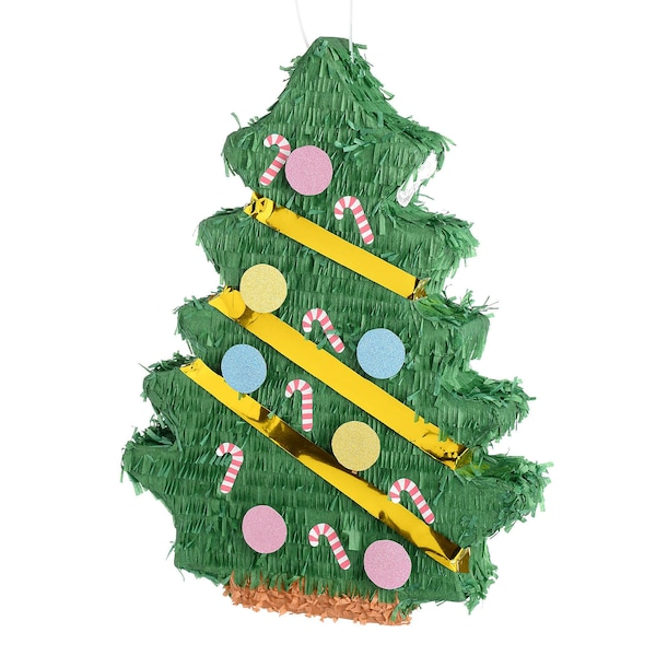 Pinata X-Mas-Tree, bunt