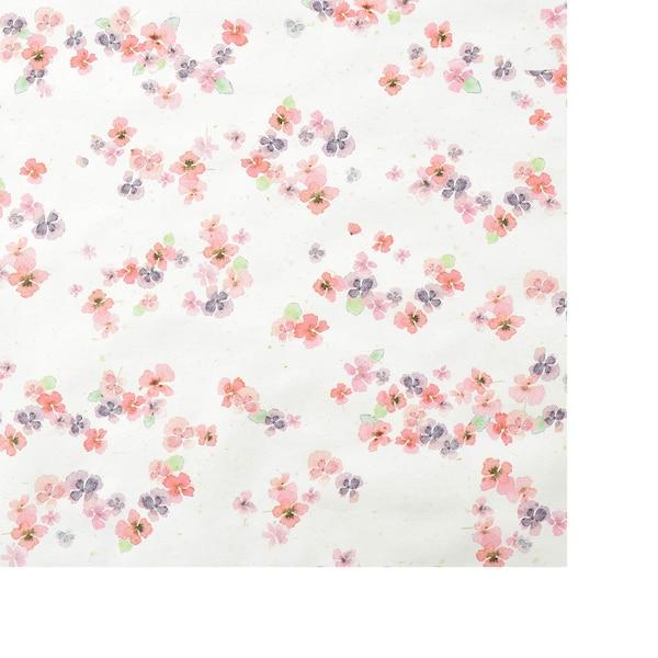 Geschenkpapier Floral, bunt