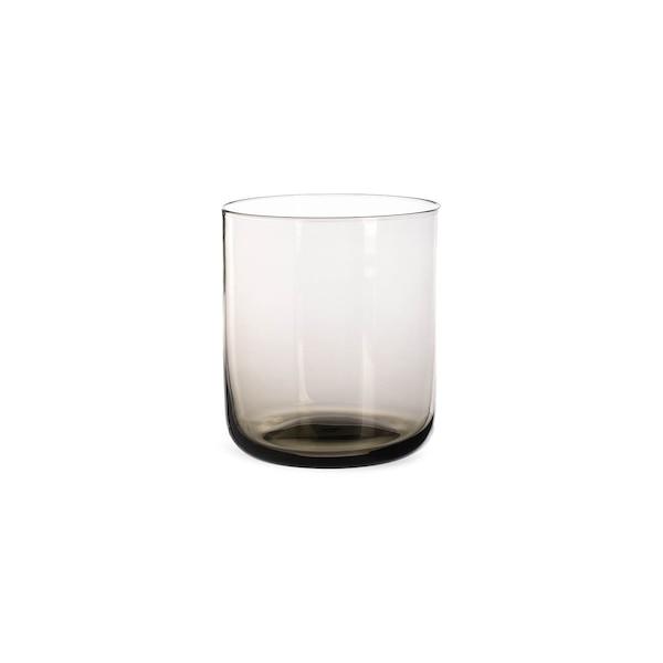 Trinkglas , grau
