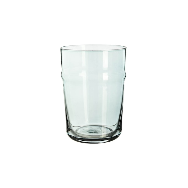 Trinkglas Grib, graugrün