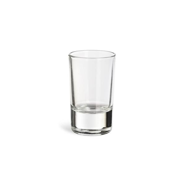 Schnapsglas, klar