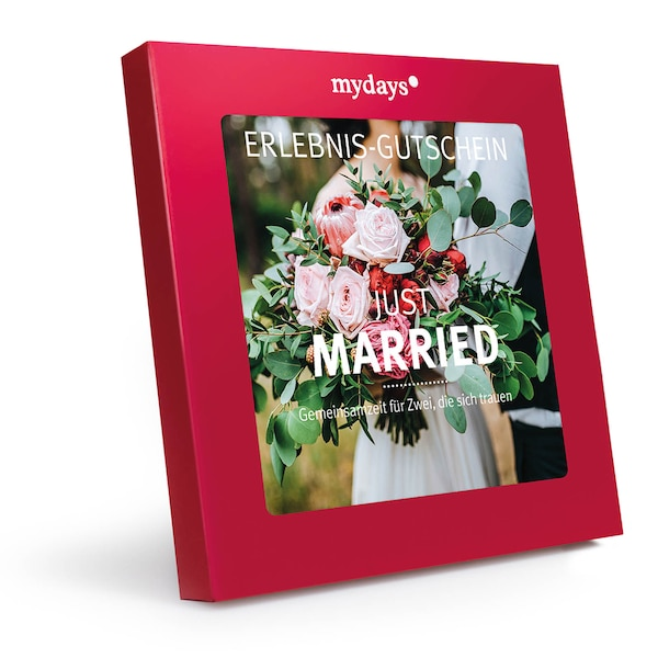 Magic Box Just Married, rot