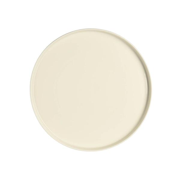Servierplatte, creme