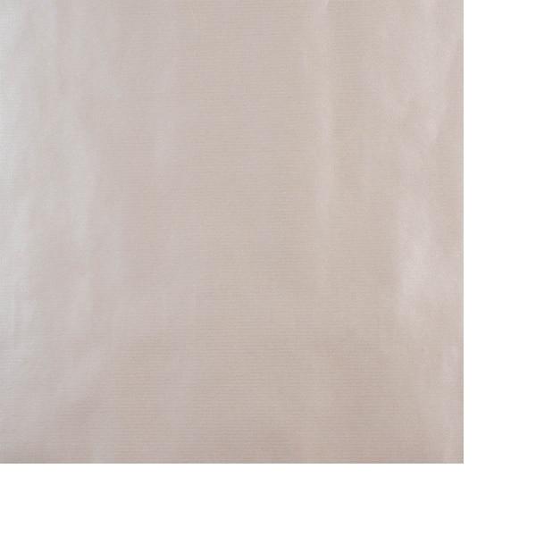 Geschenkpapier Metallic, creme