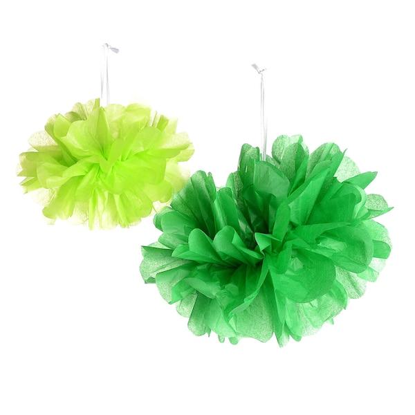 Pompom, grün