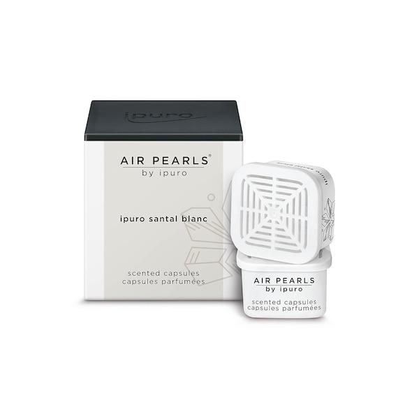 ipuro Duftkapseln Air Pearls, santal blanc, ohne Farbe