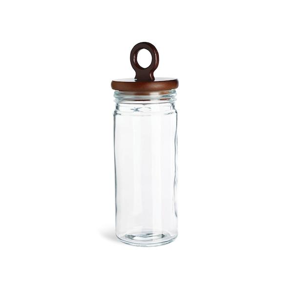 Vorratsglas, braun