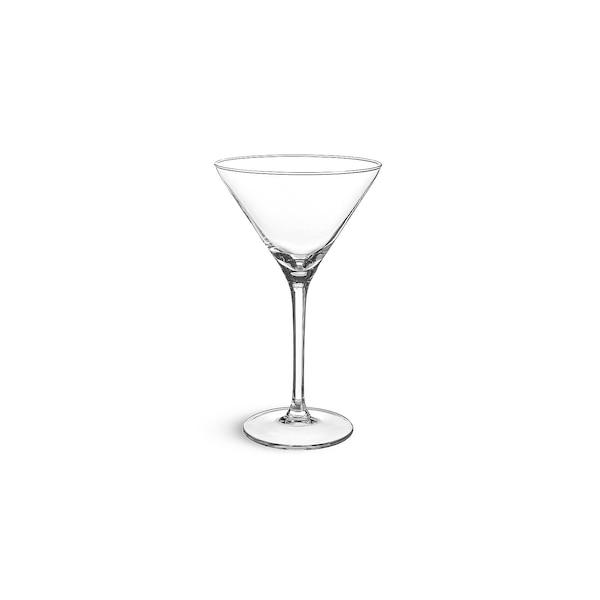 Martiniglas, klar
