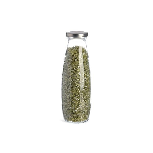 Granulat , zartgrün