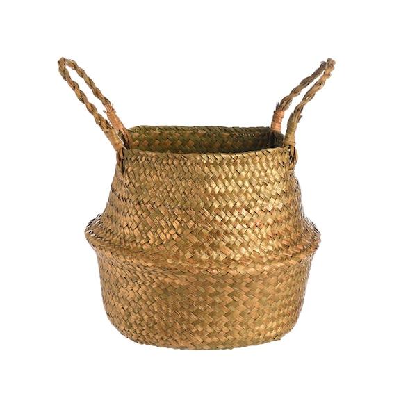 Korb Belly, gold