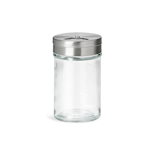 Pot à épices avec couvercle, clair