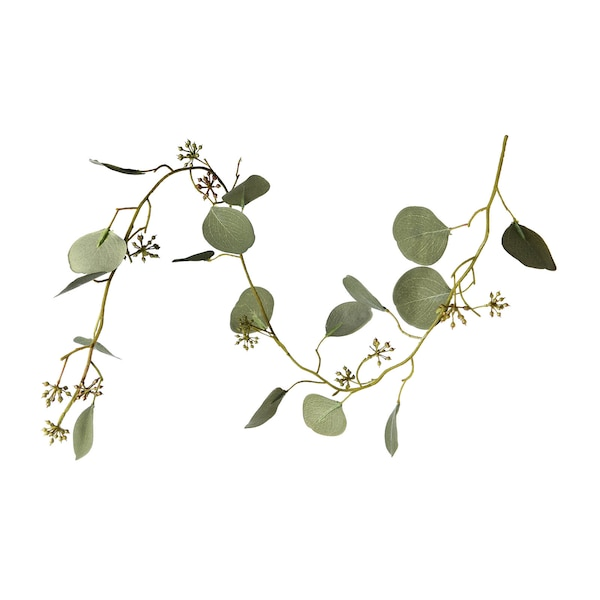 Girlande Eukalyptus, grün