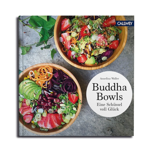 Buch Buddha Bowls, ohne Farbe