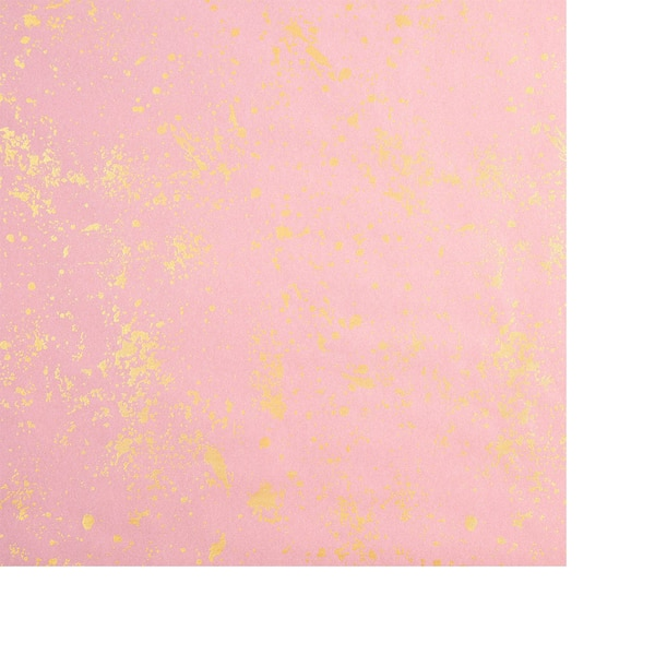 Geschenkpapier Sprinkles, altrosa