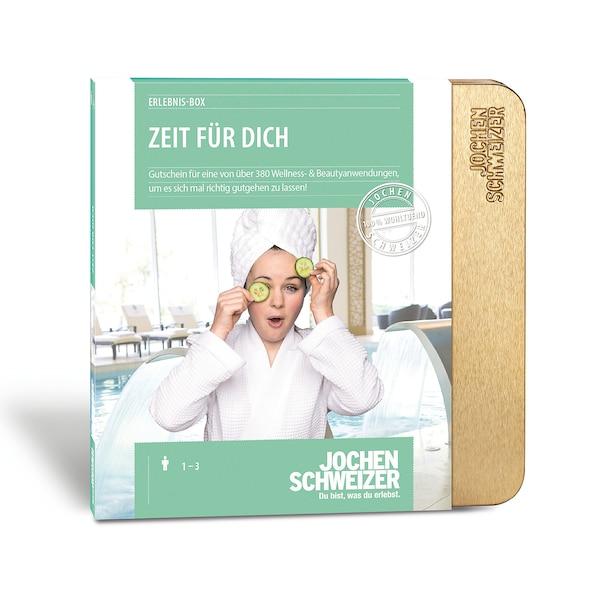 Erlebnis-Box 'Zeit für Dich', bunt