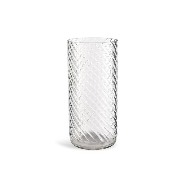 Vase tourbillon, clair