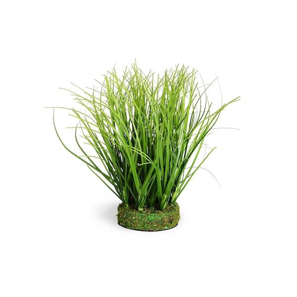 Kunstgrasbusch, grün