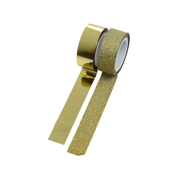 Masking Tape, gold
