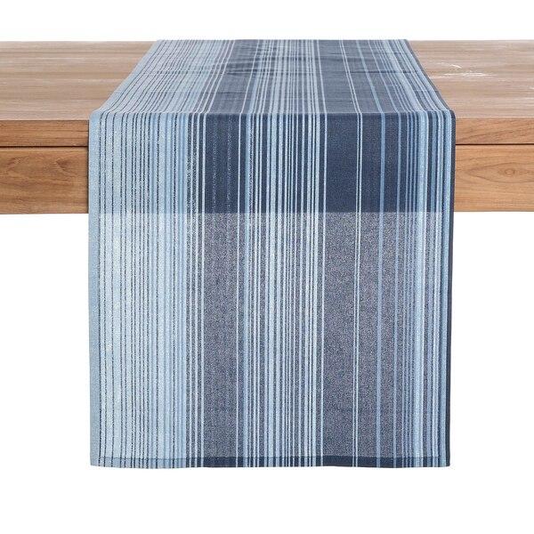 Tischläufer Blue Stripe, blau