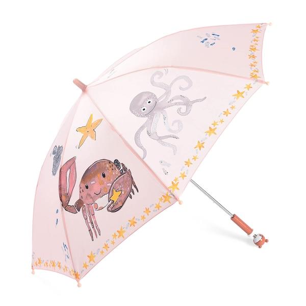 Regenschirm Krebs, rosa