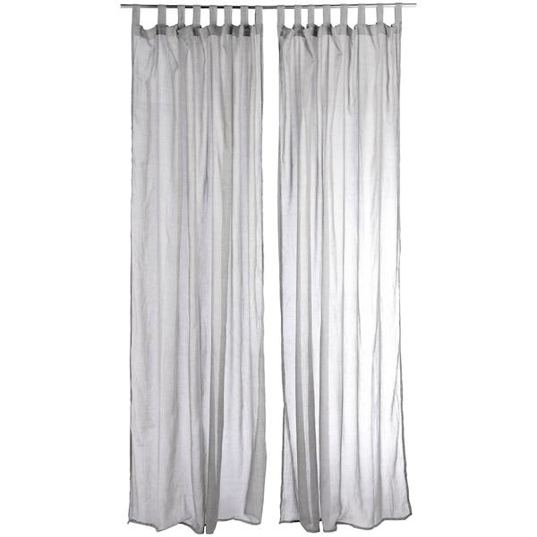 Vorhang, graugrün