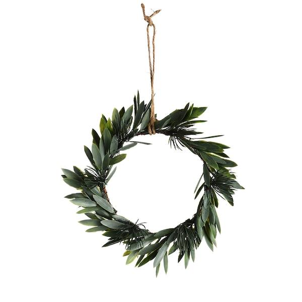 Kranz Olive, grün