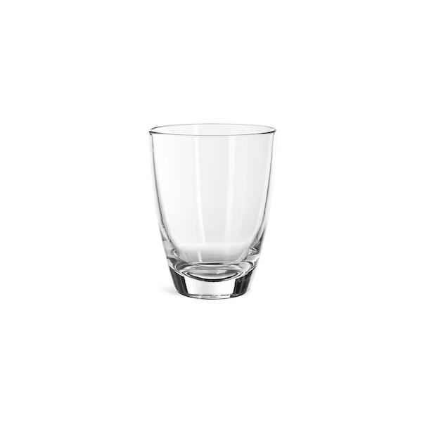 Trinkglas , klar