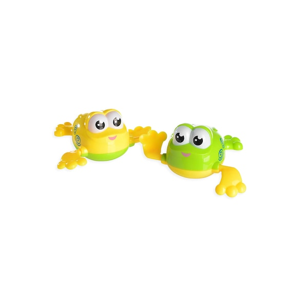 Schwimmtier Frosch, bunt