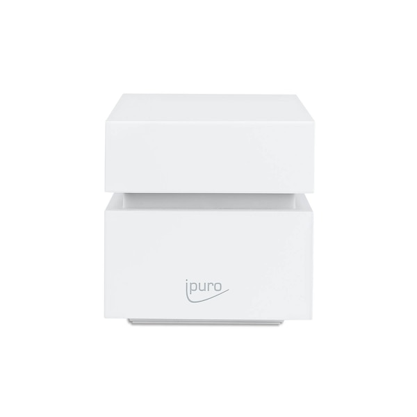 ipuro Air Pearls Electric Mini-Cube White, weiß
