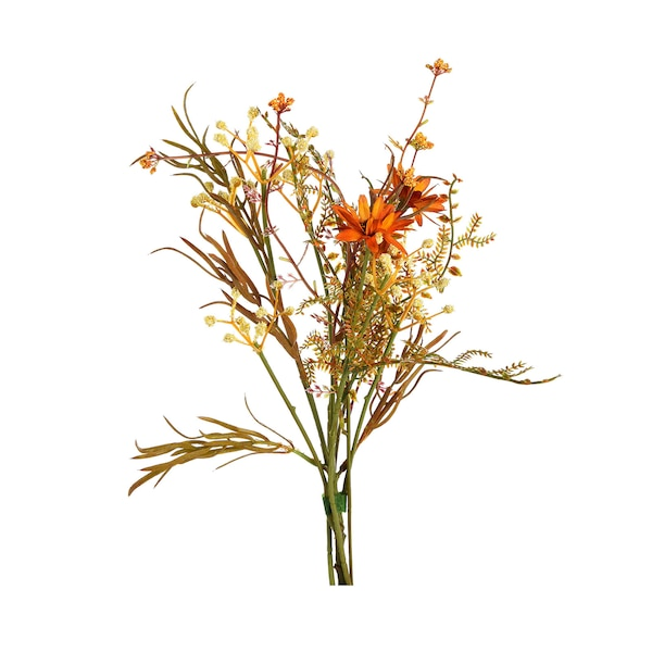 Blumenstrauß Herbst, orange