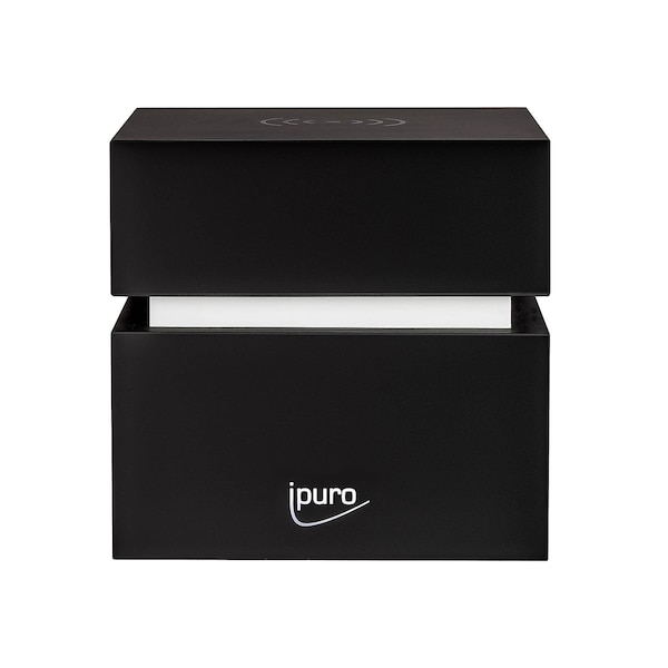 ipuro Air Pearls Big Cube Electric Fragrance Diffuser , schwarz