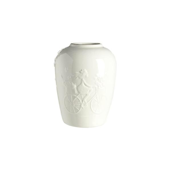 Vase Exclusiv, weiß
