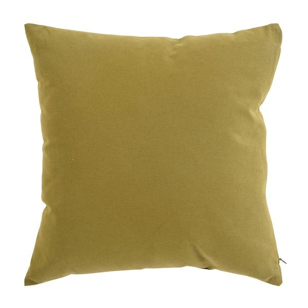 Outdoor-Kissen Uni, olivgrün