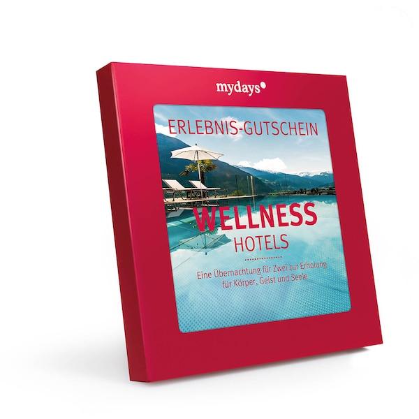Magic Box Wellnesshotels, bunt