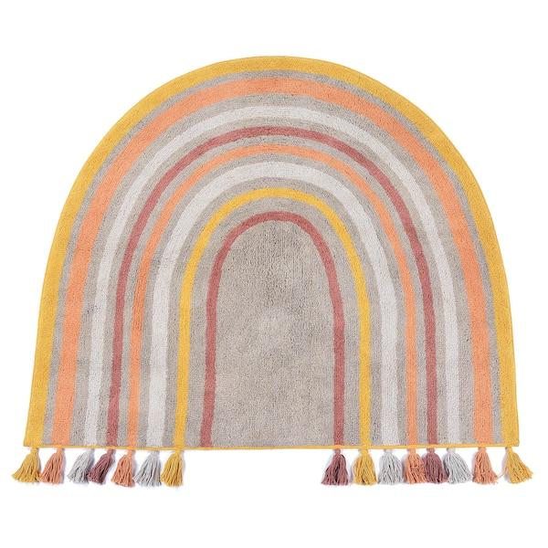 Teppich DEPOT Rainbow, bunt