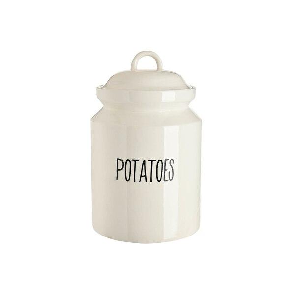 Vorratsdose Potatoes, creme