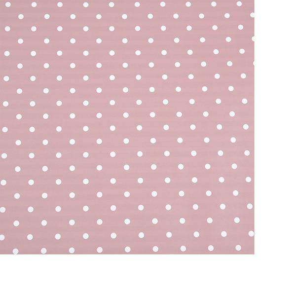 Geschenkpapier Dots & Stripes, rosa