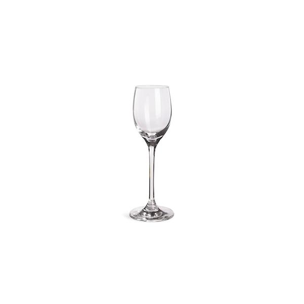 Likörglas, klar