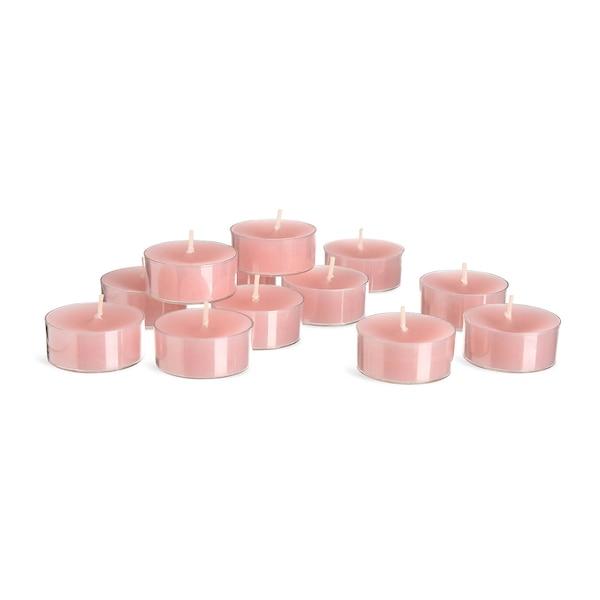 Teelichter, rosa