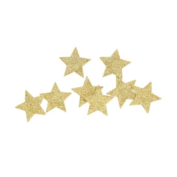 Streuartikel Sterne, gold