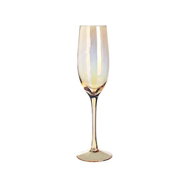 Sektglas Fancy, bunt