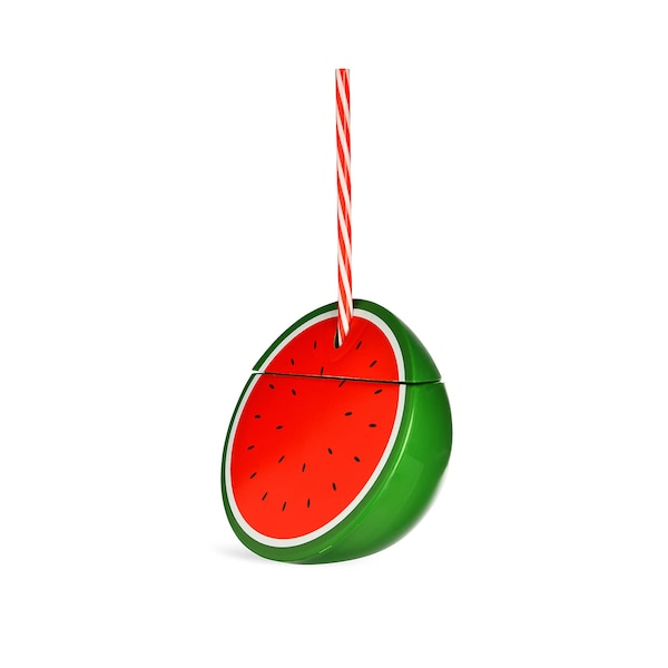 Picknick-Trinkbecher Melone, bunt