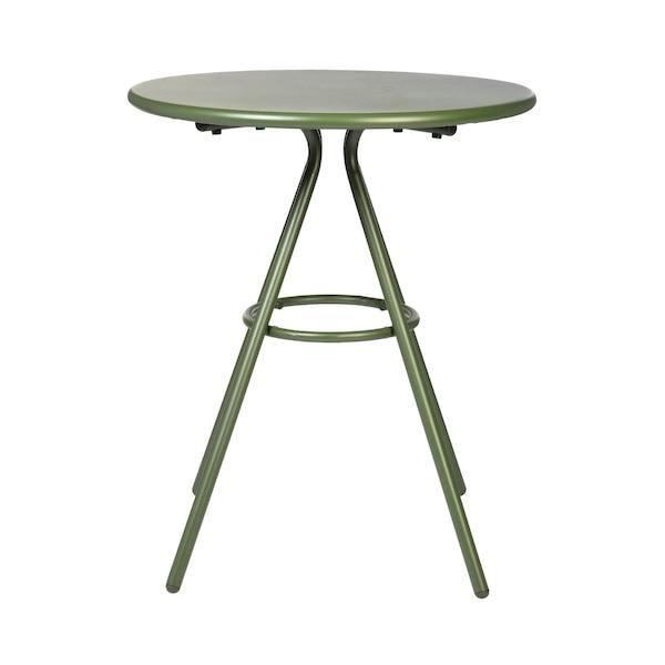Outdoor-Esstisch DEPOT Luca, olivgrün