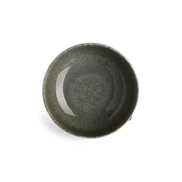 Müslischale, graugrün