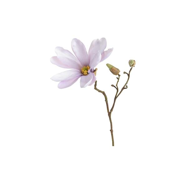Kunstzweig Magnolie, flieder