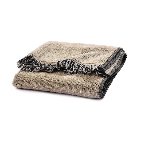Handtuch Fringes, beige