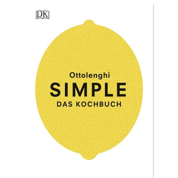 Kochbuch Ottolenghi Simple, bunt