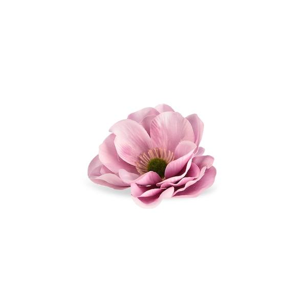 Anemone auf Clip, pink