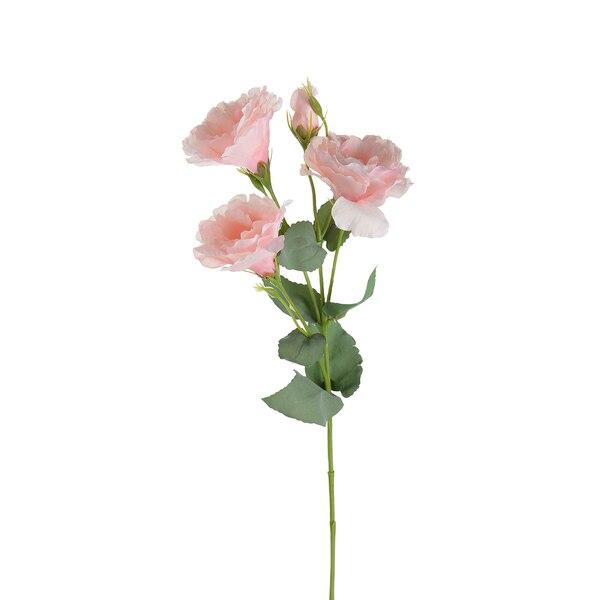 Kunstblume Lisanthus, rosa