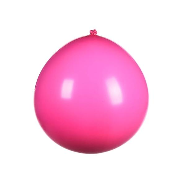 Luftballon XL, pink